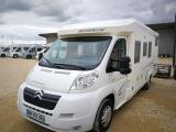 camping car FLEURETTE MIGRATEUR 70 LMB modèle 2011