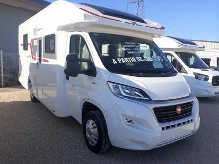 camping car ROLLER TEAM KRONOS 267 TL modele 2019
