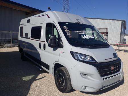camping car ROLLER TEAM LIVINGSTONE 5 modele 2019